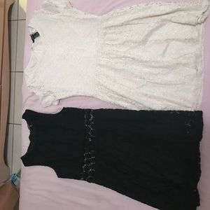 Dresses & Skirts - Two teen dresses